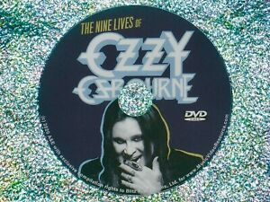 The Nine Lives of Ozzy Osbourne DVD 2020 Documentary Heavy Metal Marilyn Manson