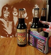 Kiss Army Root Beer Cola Rocket Fizz