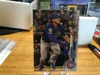 Nico Hoerner 2020 TOPPS SERIES 1 ROOKIE CARD #70 Cubs RC