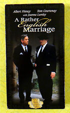 A Rather English Marriage ~ VHS Movie ~ Albert Finney ~ Mobil Theatre Video 1999