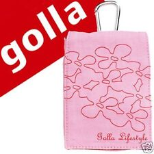 Golla Pink Geisha G192 Universal Phone Case Pouch - BRAND NEW