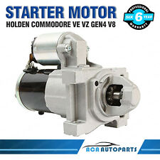 Starter Motor for Holden Gen4 LS2 LS3 V8 6.0L Petrol Monaro Statesman WM L76 L98