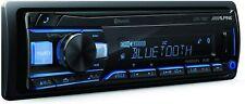 Alpine UTE-73BT Bluetooth Car Stereo, iPhone/A Hands-Free Digital Media Receiver