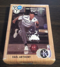 1990 KINGPINS Bowling Cards Complete Set w/ Earl Anthony Dick Pete Weber Sealed