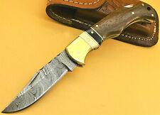 Damastmesser-Taschenmesser-Klappmesser-Laguiole-Damast taschenmesser -Edel-(S11)