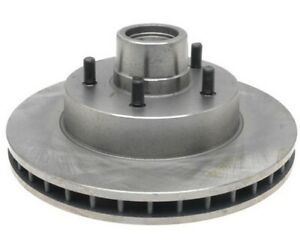 Raybestos 5006R R-Line Brake Rotor & Hub Assembly Front
