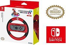 Mario Kart 8 Deluxe Joy-Con Mario Wheel Nintendo Switch Accessory by HORI, Mario