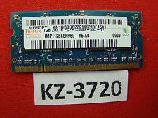 1 Gb Hynix DDR2 SDRAM hymp112s6efr6c-y5 AB RAM MÉMOIRE VIVE PC2-5300 (ddr2-66