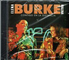 Elena & Malena Burke Contigo en La Distancia    BRAND  NEW SEALED  CD