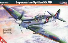 SPITFIRE Mk.Vb (RAF /POLISH & CZECH SQNS/ & SOVIET AF MKGS)1/72 MISTERCRAFT v b