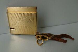Porte clé ancien poinçonneuse ticket PMU tête de cheval oceanic,vintage keychain
