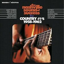 NASHVILLE SOUND OF SUCCES (Jerry Lee Lewis, The Everly Brothers) CD NEUF