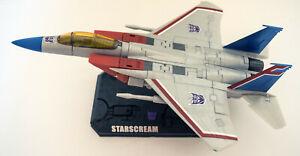 Transformers Hasbro Masterpiece MP-11 Starscream