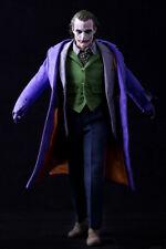Custom 1/6 Scale Joker Full Suit Set F Hot Toys Narrow Shoulder Body DX01 DX11