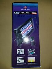 "New! Coralife 12""-18"" LED Mini AquaLight for Fresh & Saltwater 100532384"