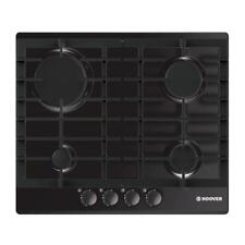 Hoover HGH64SCEB 60cm 4 Burner Gas Hob in Black