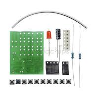 Simple Multi-Functional Electronic Password Lock Circuit Learning Kits DIY