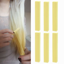 Best Temporary Blonde Hair Dye Set of 6 | BEIGE DIY Highlight Blonde Hair Chalks