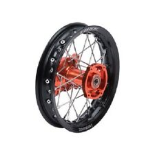 Tusk Complete Rear Wheel 10x1.60 KTM 50 SX HUSQVARNA TC 50 2015-2018 rear rim