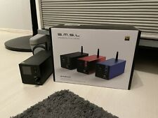 SMSL SA300 Verstärker - DAC - 2x80W - USB, Bluetooth 5.0 - Hi-Res
