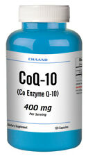 CoQ-10 CoEnzyme Q-10 400mg High Potency 120 Capsule USA SHIP Heart Health =SALE=