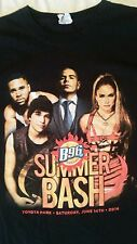 B96 Chicago Summer Bash 2014 T-Shirt J Lopez PitBull Jason Derulo  G.R.L.Unisex