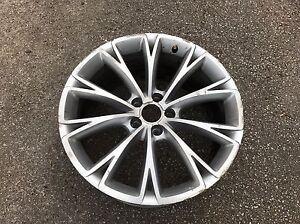 Audi A8 D4 19'' Diamond Cut Alloy Wheel 4H0 601 025 G Genuine