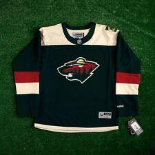 35038ee0b 2016 NHL Stadium Series Reebok Official Premier Jersey Collection for Women  Minnesota Wild Team2 S