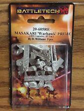 Classic Battletech Masakari Mech 20-605RE NISB