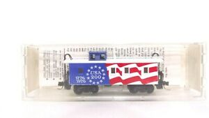 Kadee Micro Trains N USA 200/1776-1976 34' Wood Sheathed Caboose Car 50990 NEW?