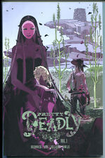 Pretty Deadly Vol. 1: The Shrike byKelly Sue Deconnick and Emma Rios-2014