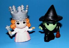 "McDonald's 2013 Wizard Of Oz Wicked Witch & the Good Witch 3 1/2"" l@@k"