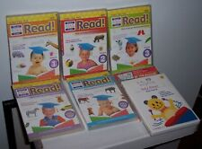 Your Baby Can Read Early Language 1, 2, 3, Starter, Review DVD's & Baby Einstein