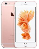 Apple iPhone iPhone 6s 16 Go  (DÉBLOQUÉ TOUT OPÉRATEUR  ) Or rose-NO Fingerprint