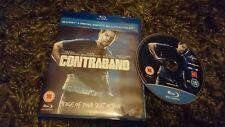 Contraband (Blu-ray, 2012)  Mark Wahlberg
