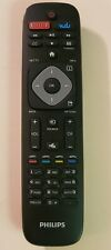 Philips Smart TV Remote Control (#UM-4). AAA IEC R03 1.5V  Tested works.