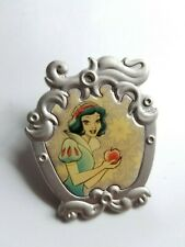 Stylized Princess Portrait Snow White Disney Pin
