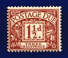 More details for 1922 sg d3wi 1½d chestnut (wmk inv) r3a mmh cat £70 cfnq