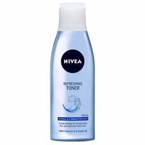Nivea Daily Essential Refreshing Toner | Normal & Combination Skin | 200 ML