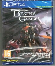 DEATH'S GAMBIT   'New & Sealed'    *PS4(Four)*