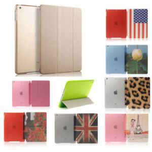 Luxury Slim Hard Case Cover for Apple iPad 2 3 4 5 6 7  IPAD Air  Ipad Pro mini