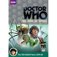 Doctor Who The Ark In Space Special Edition  (2 x DVD)  Tom Baker Dr Who BBC NEW