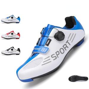Fahrradschuhe Ultraleichte Rennradschuhe Herren Fahrradschloss Schuhe Turnschuhe