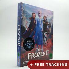 Frozen 2 .Blu-ray Steelbook Limited Edition / II