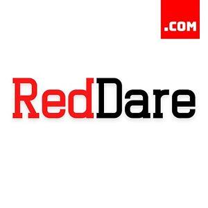 RedDare.com - 7 Letter Short Domain Name - Brandable Catchy Domain .COM Dynadot