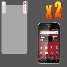 For LG Optimus Elite 2X High Quality Clear LCD Screen Protector Guard