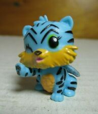 Hatchimals Colleggtibles Jungle Blue Tiger Silver Wings Orange Mane Spin Master