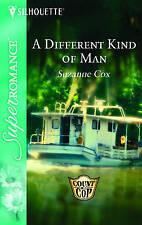 A Different Kind of Man (Silhouette Superromance), Cox, Suzanne | Mass Market Pa