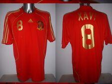 España España Xavi Camiseta Jersey Fútbol Adidas Adulto M Barcelona Casa 08