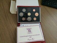 UK Coin Sets (1983)